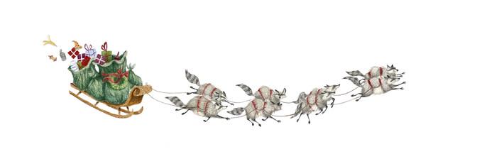 Santas Sleigh Racoons.jpg