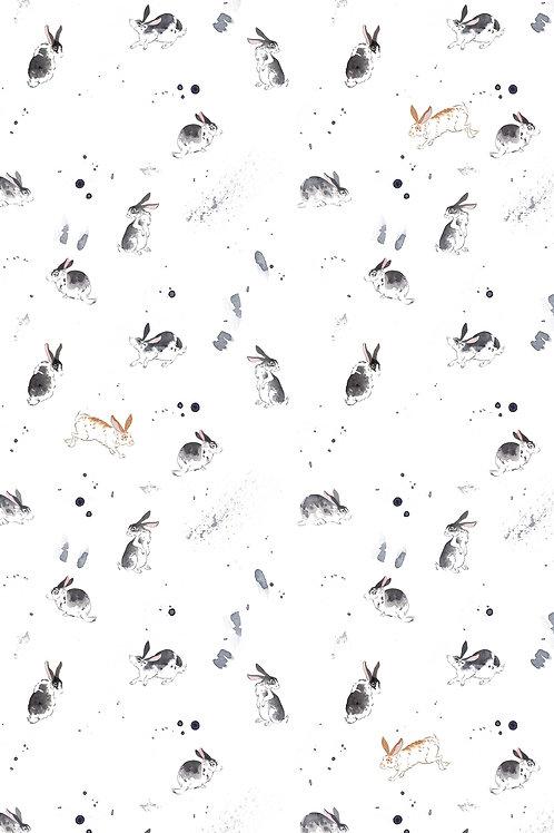 Inky Rabbits