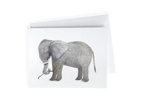Condolent Elephant