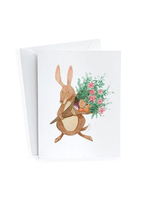 Bountiful Bunny Bouquet