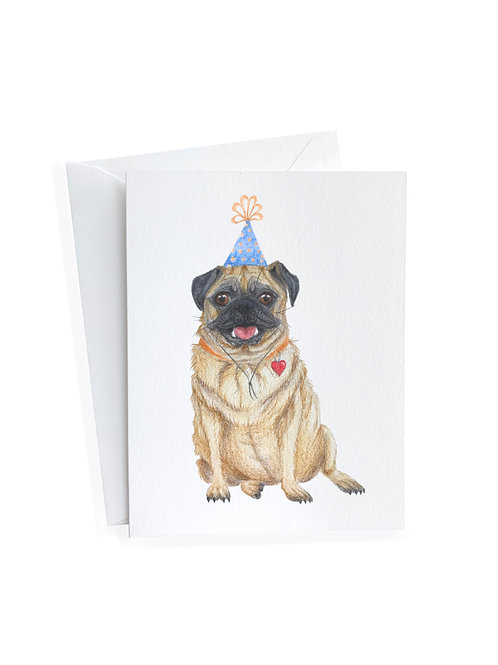 Puggy Birthday