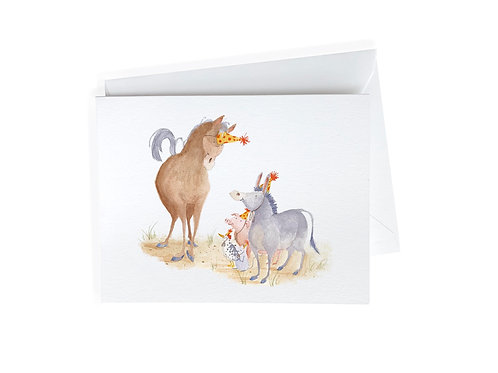 Unicorn's Birthday