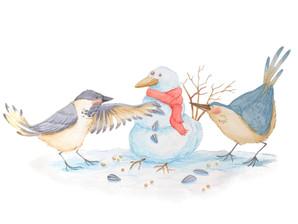 Birds Making Snowman.jpg