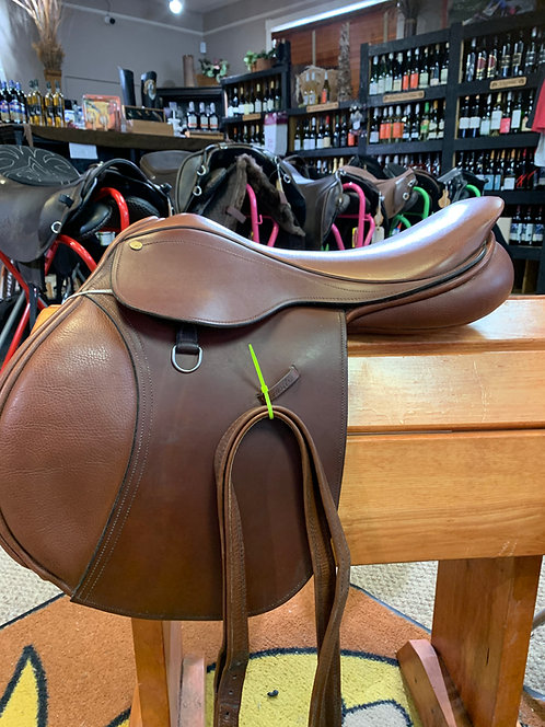 County Stabilizer Saddle
