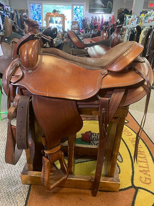 """20"""" Western Saddle"""