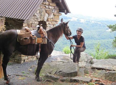 Big Ridge Camp at Lost River SP, West Virginia