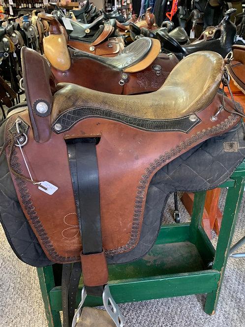 Orthoflex Saddle
