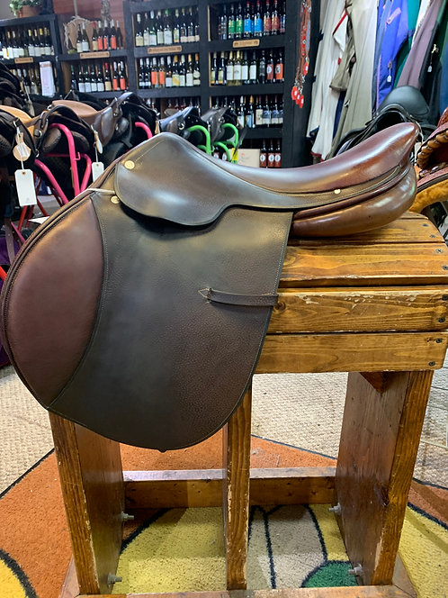 Hermes steinkraus saddle