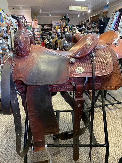 Reinsman saddle