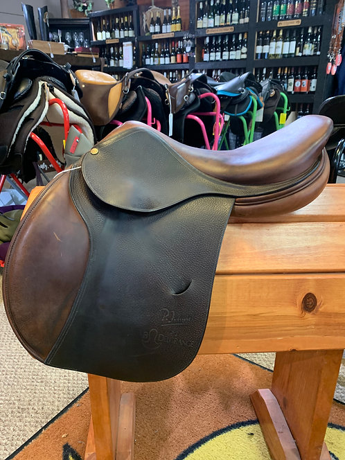 Bruno Del Grange PJ saddle