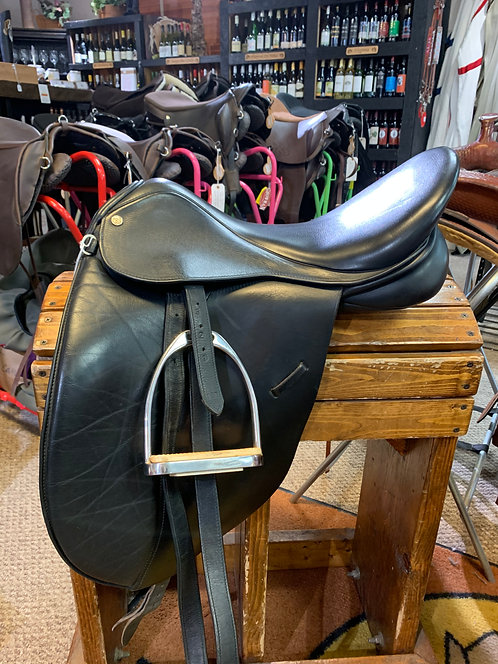 Miller Klimke dressage saddle