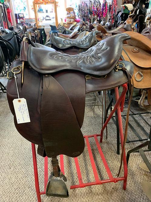 Tucker Trooper Saddle