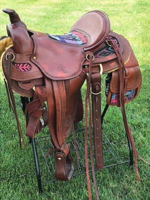 Sensation Western Saddle