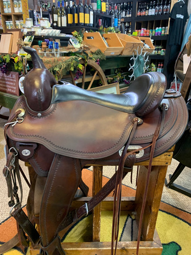 Used Western Horse Saddles | Warrenton VA | The Galloping Grape