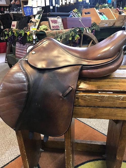 Richard Castelow saddle