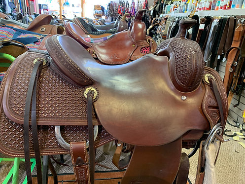 Jeff Smith Saddle