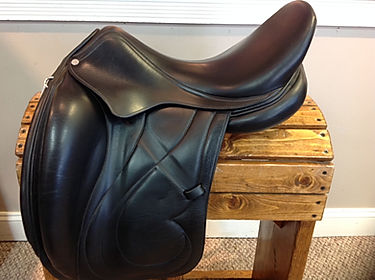 Gently Used Dressage Horse Saddles | Warrenton, VA | The Galloping Grape