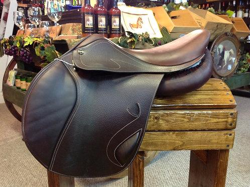"""17"""" Richard Castelow Saddle #17353"""
