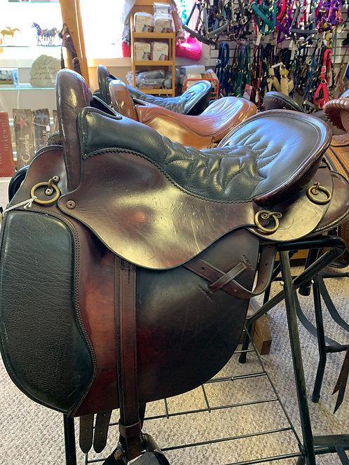 Tucker Equitation Saddle