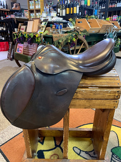 Hastilow Eventer Saddle