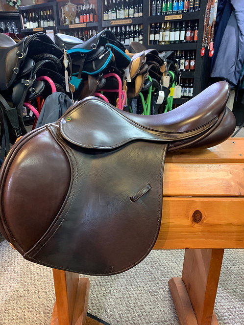 County Solution Wide saddle