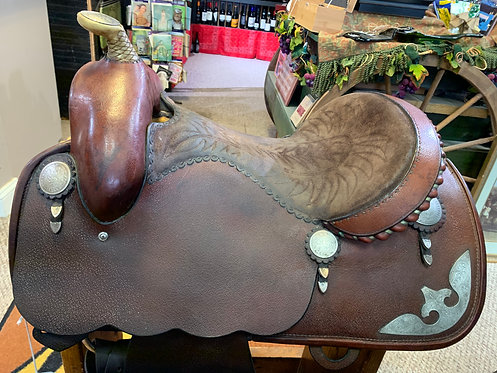 McLelland Western Saddle