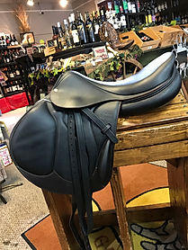 Gently Used English Horse Saddles | Warrenton, VA | The Galloping Grape