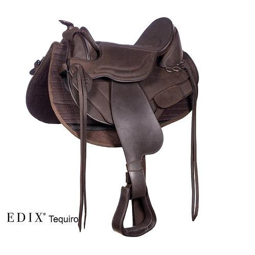 Edix Tequiro Treeless Saddle