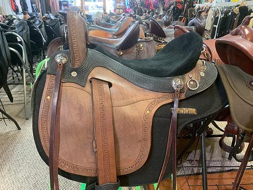 Len Brown Patriot saddle