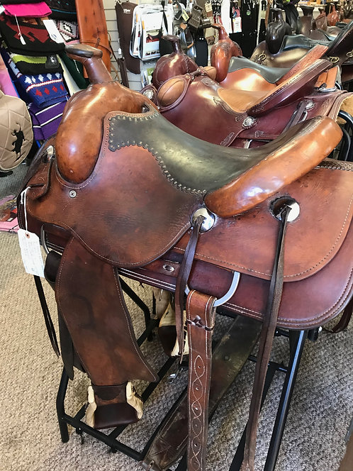 Yokum Ranch Saddle