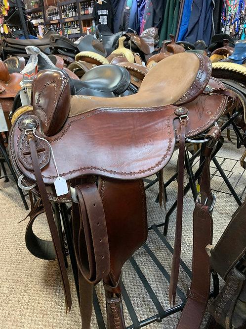 Clinton Anderson Saddle