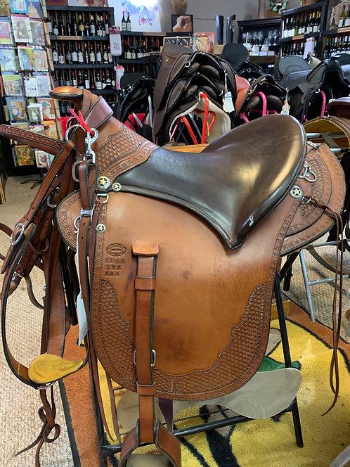 Henry Miller Saddle