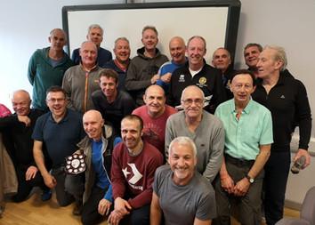 South Lincs Linx Charity Shield Winners