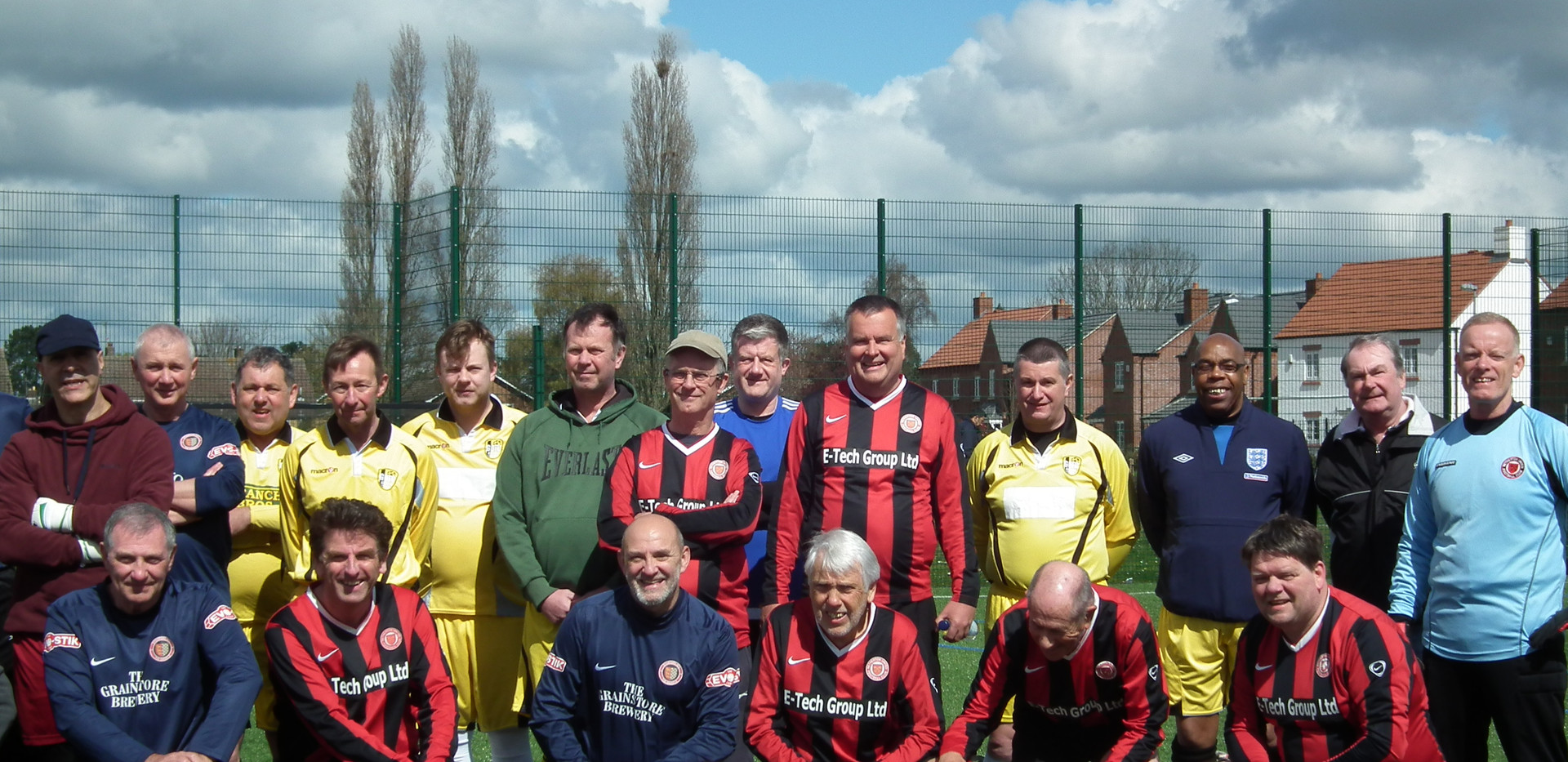 Stamford Strollers Netherton 6 Team Round Robin April 27th 2016