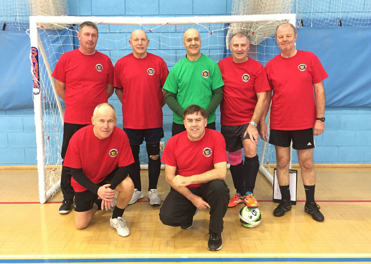 Strollers' First Tournament Lincoln Dec 2015