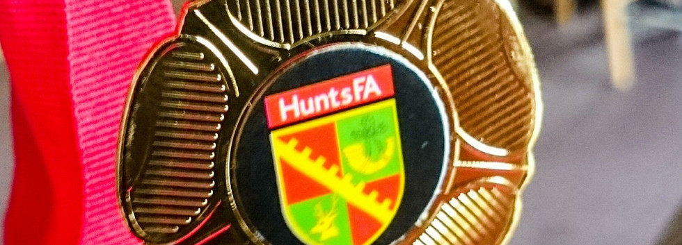 Hunts FA Tournament Winners