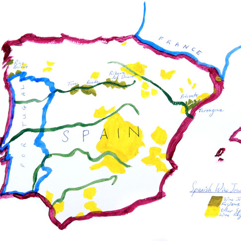 Spanish Wine Journeys