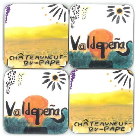 Chateauneuf - Valdepenas
