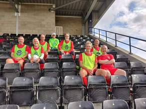 Corby Town Walking Football Tournament - 15th August 2021