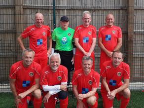 Lincs FA 60+ League Matchday 3