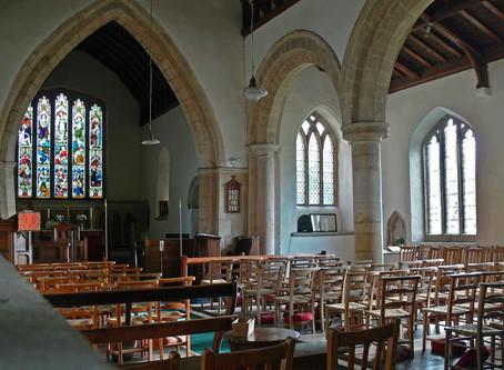 Easy Fundraising for St Medard's Church