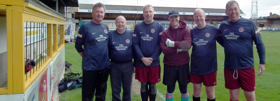 Stamford Strollers Boston Walking Football Tournament April 24th 2016