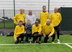 St. Neots tournament report 25th Jan 2020