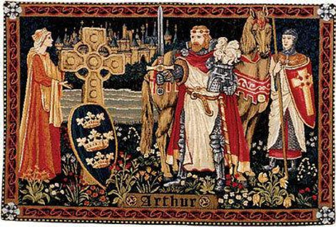 King Arthur tapestry