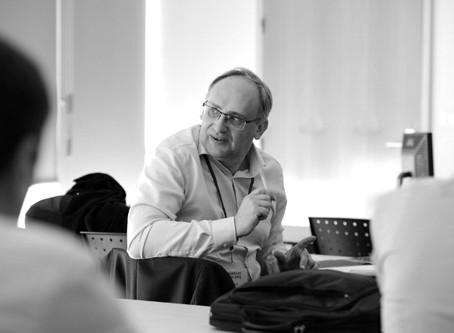 Rencontrez Didier Chabaud, chercheur partenaire de notre nouvelle recherche collaborative.