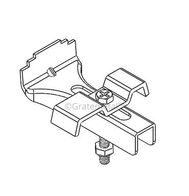 Flooring clip