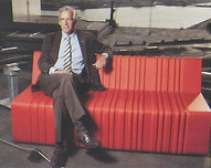 PORTVIEW CHAIR - AHLER'S FAVOURITE ODE TO THE RIVER SCHELDT