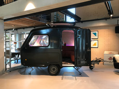 CAMP - MOBILE MEETING SPACE
