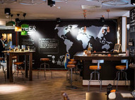 FOUR POINTS HOTELBAR - BRUSSELS -