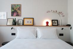 QUEEN A HOTEL ROOM